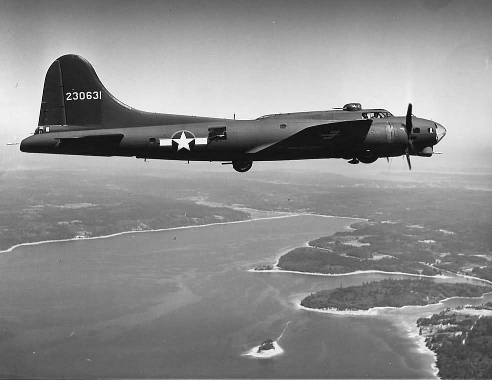 B-17 #42-30631