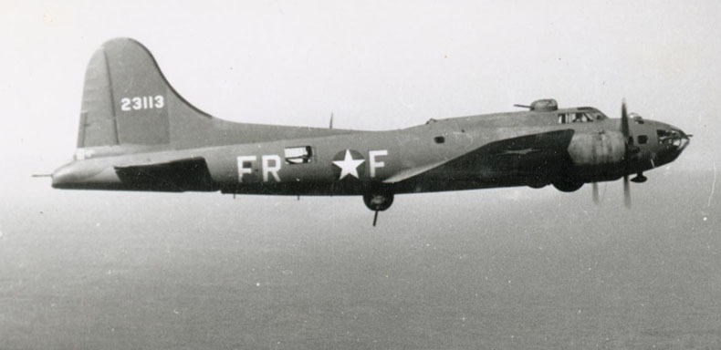 B-17 #42-3113