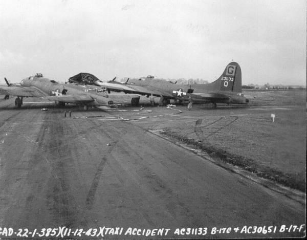 B-17 #42-31133