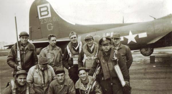 B-17 #42-31681