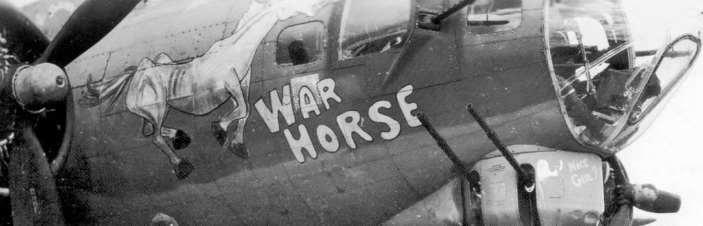 B-17 #42-31764 / War Horse