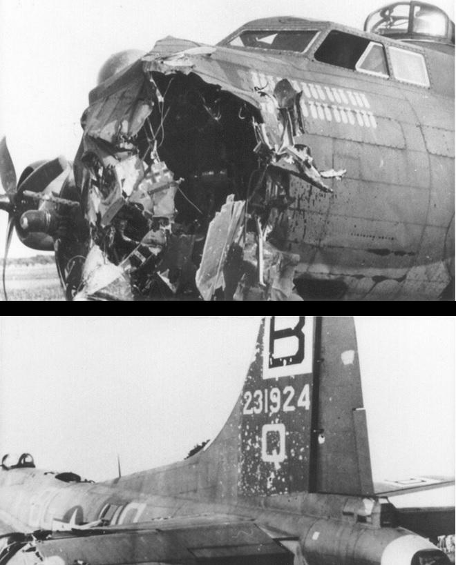 B-17 #42-31924 / Ol' Dog