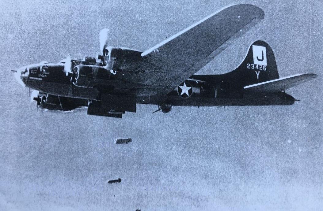 B-17 #42-3426 / Spider aka Kemy Jr aka Kemy II
