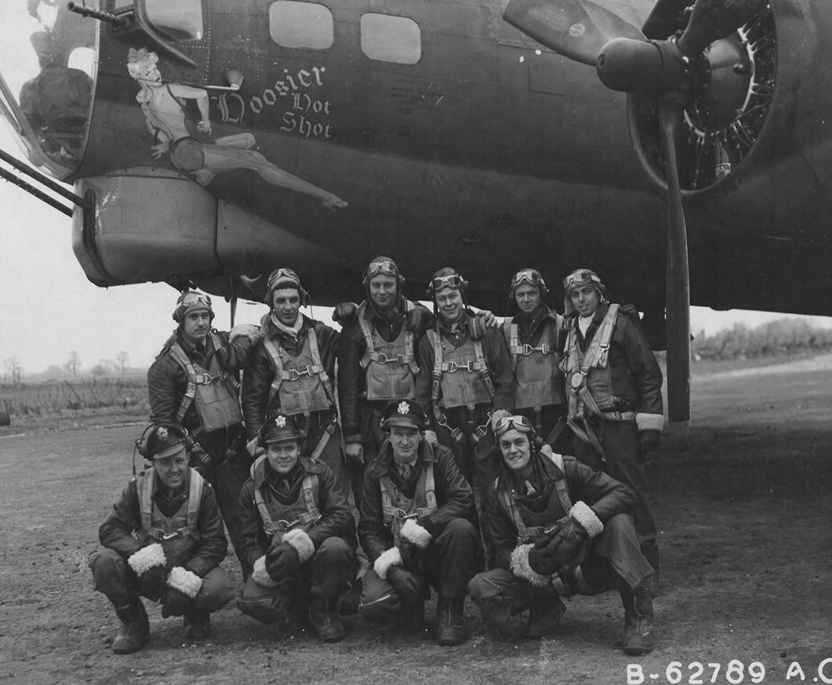 B-17 #42-38006 / Hoosier Hot Shot