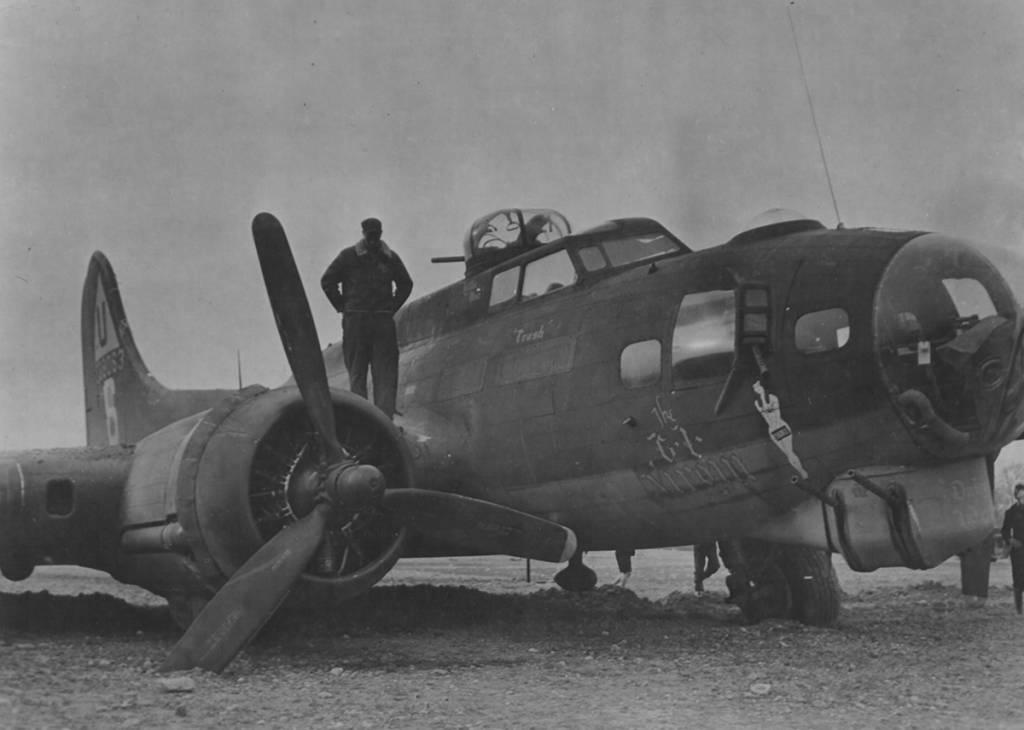B-17 #42-38063 / G I Virgin
