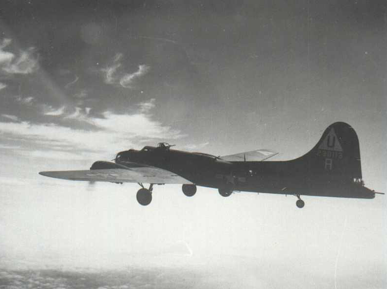 B-17 #42-38113 / Rene III
