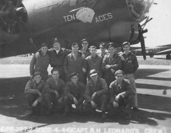 B-17 #42-38178 / Ten Aces