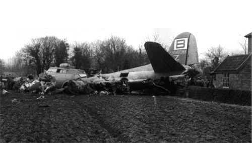 B-17 #42-39838