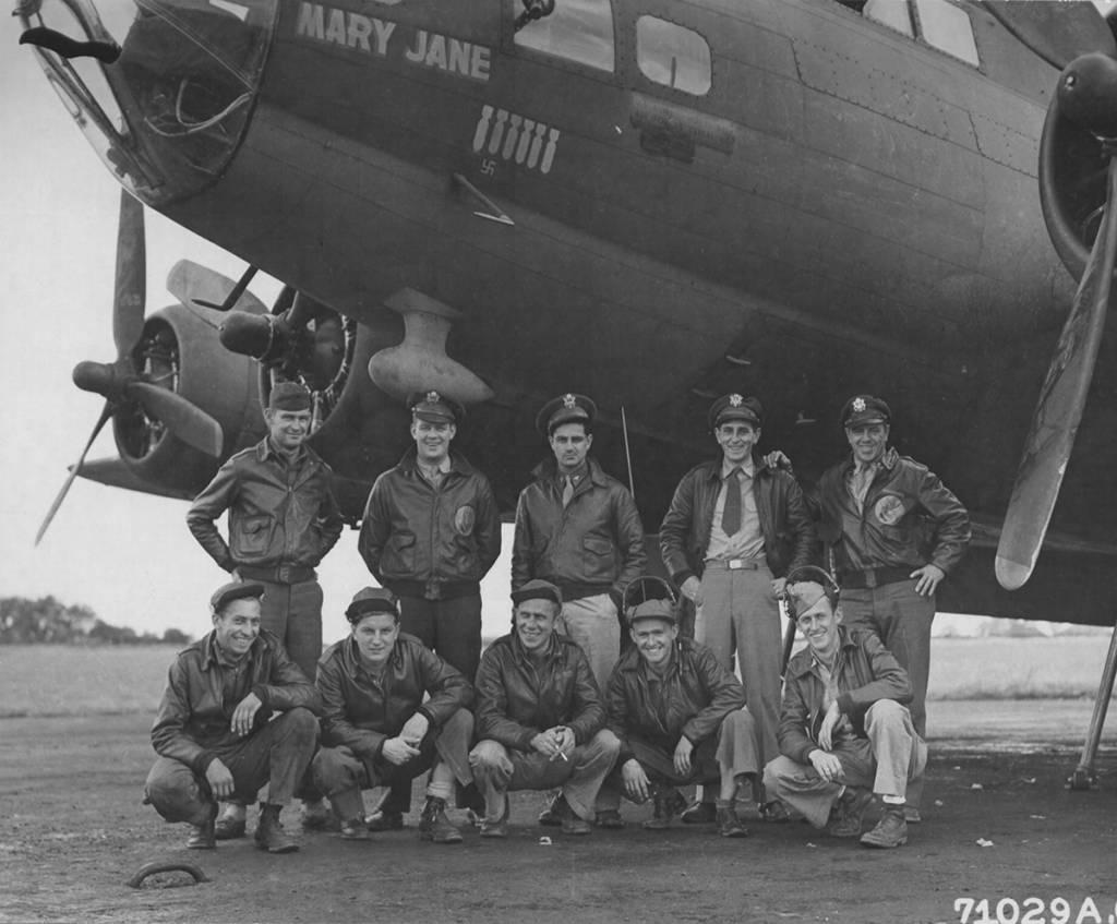 B-17 #42-5809 / Mary Jane