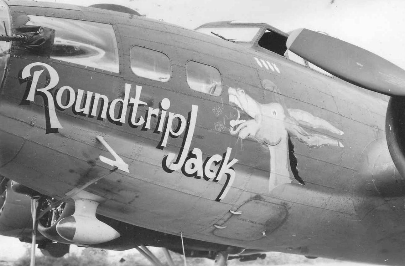 B-17 #42-5897 / Round Trip Jack
