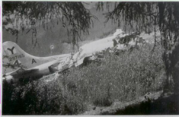 B-17 #42-97165 / Sleepy Time Gal