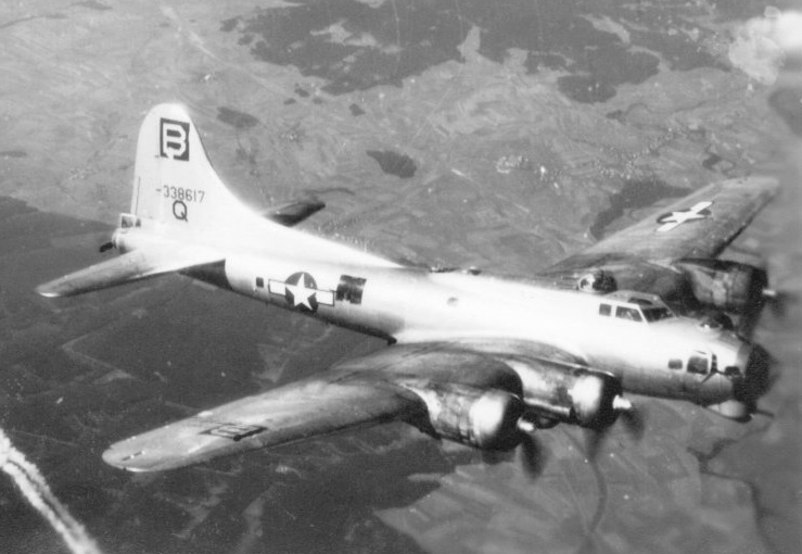 B-17 #43-38617