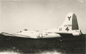 B-17 #44-6396