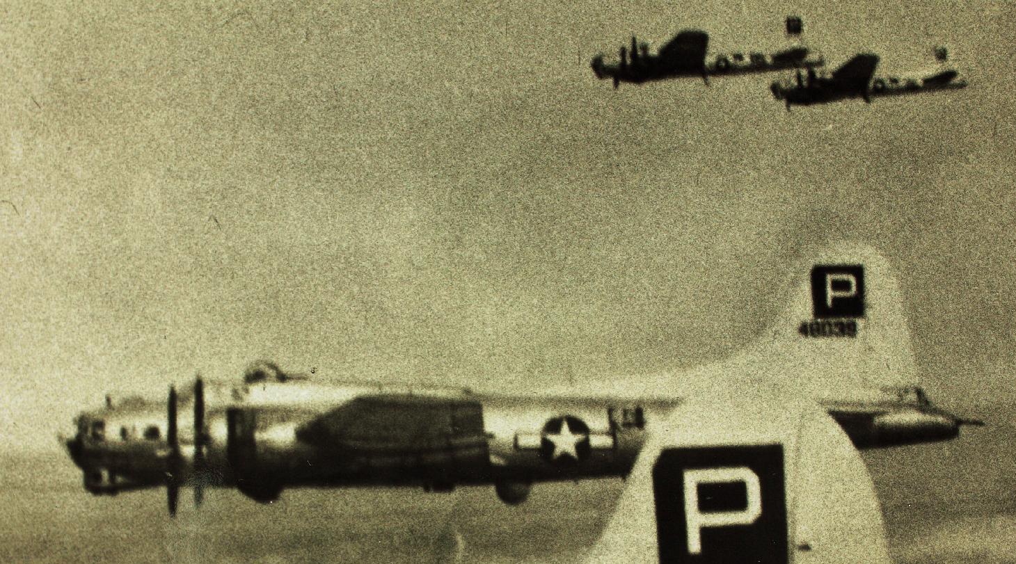 B-17 #44-8039