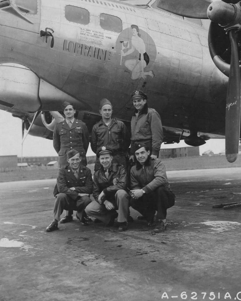 B-17 #44-8651 / Lorraine
