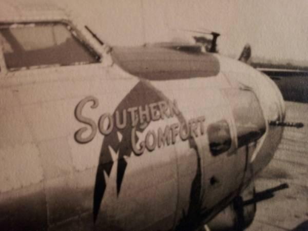 B-17 #44-8767 / Southern Comfort