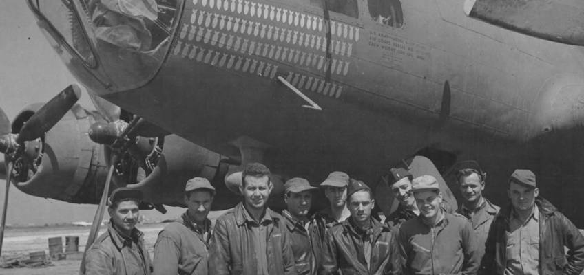 Boeing B-17 #42-29482 / Balsanal aka Robert E. Lee