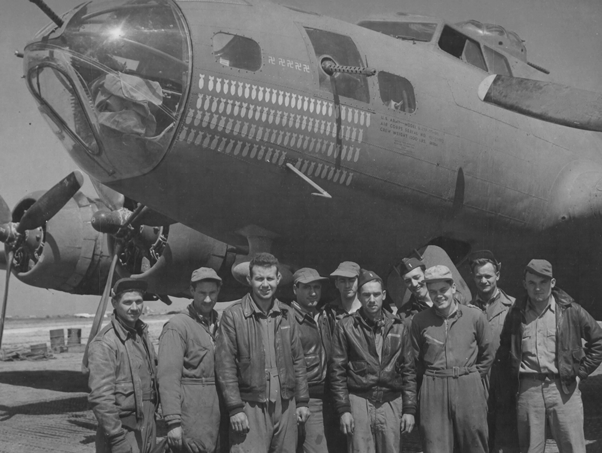 B-17 #42-29482 / Balsanal aka Robert E. Lee