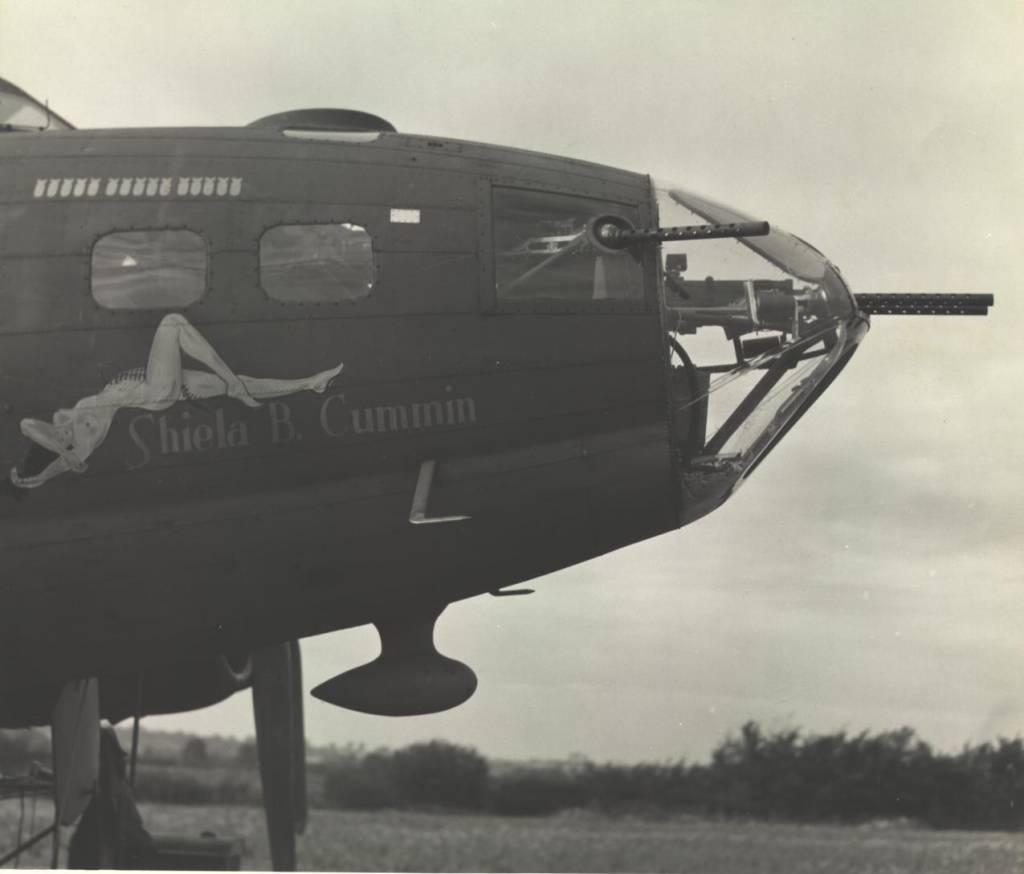 B-17 #42-29793 / Shelia B. Cummin