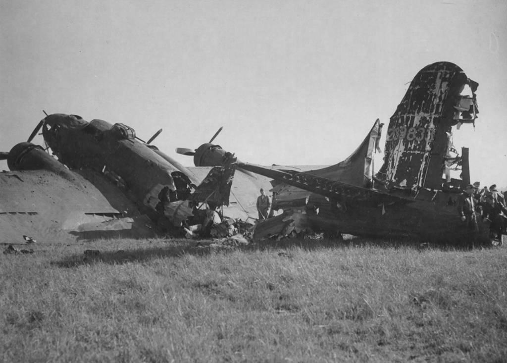 B-17 #42-29833
