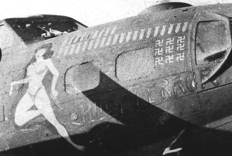 B-17 #42-30244 / Holy Terror