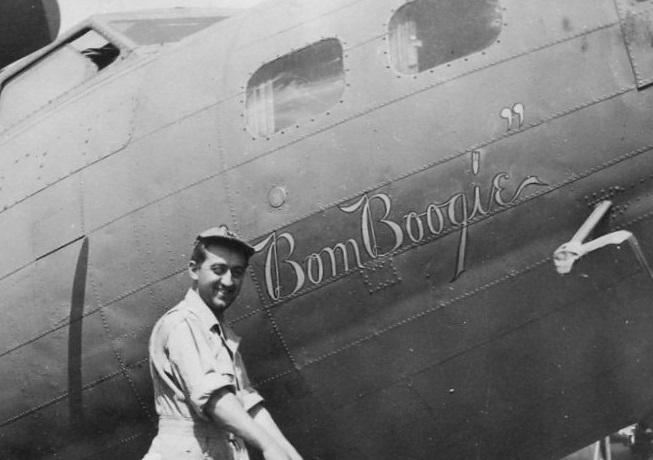 B-17 #42-30271 / BomBoogie