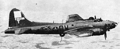 B-17 #42-30288 / Louise II
