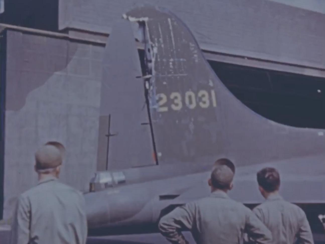 B-17 #42-3031 / Nitemare