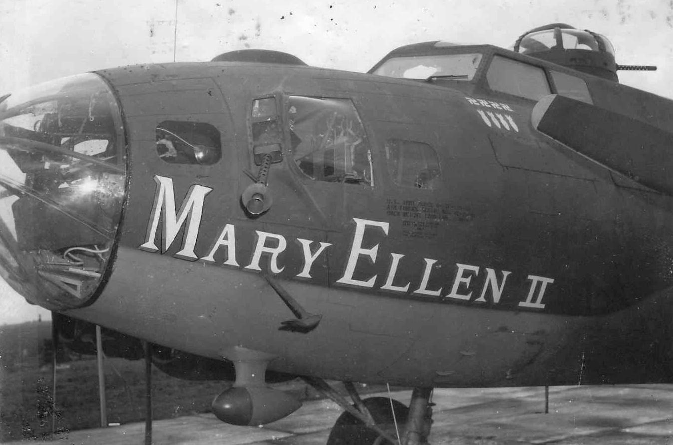 B-17 #42-30601 / Mary Ellen II