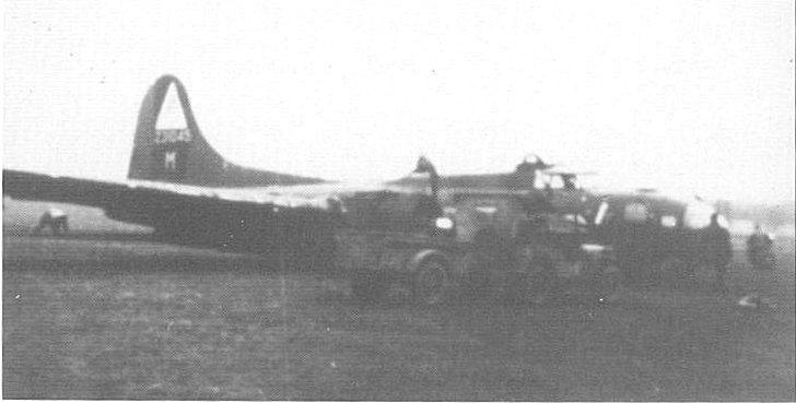 B-17 #42-31045