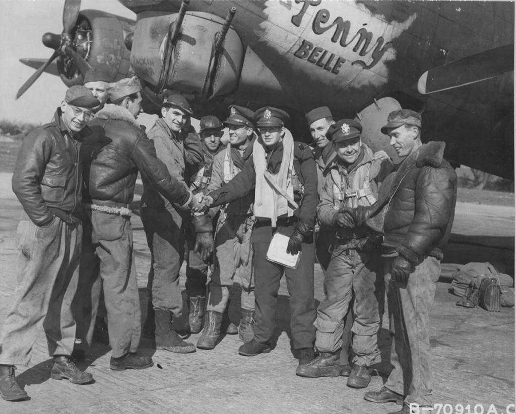 B-17 #42-31083 / Tenny Belle