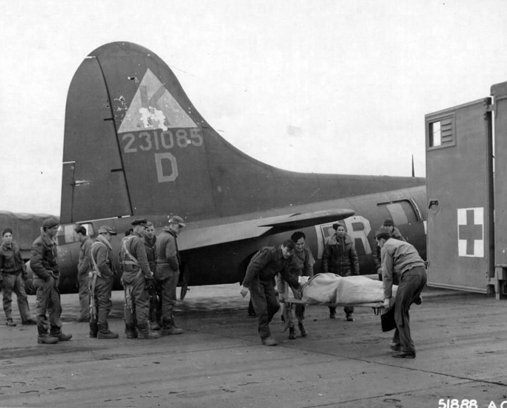 B-17 #42-31085 / Anita Marie aka Mehit