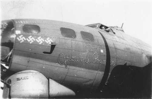 B-17 #42-31095 / Ground Pounder