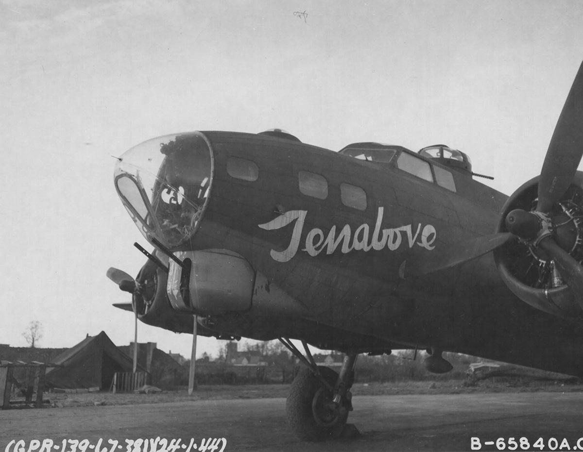 B-17 #42-31099 / Tenabove