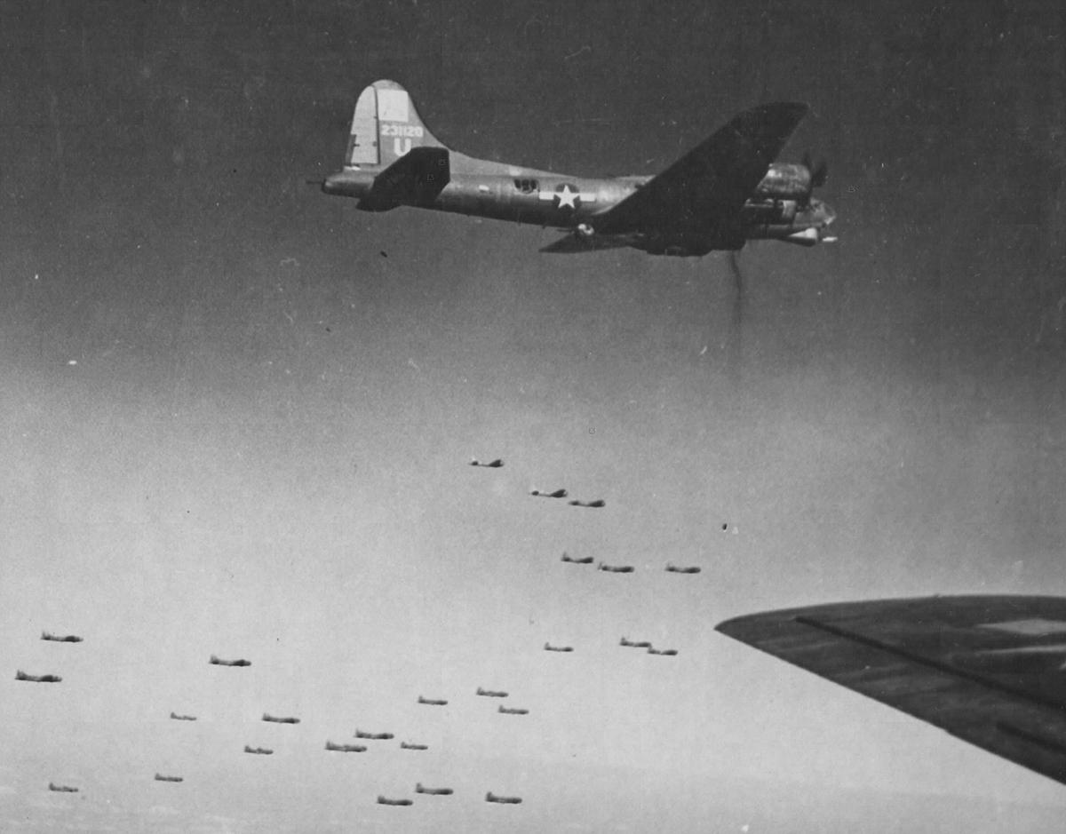 B-17 #42-31120