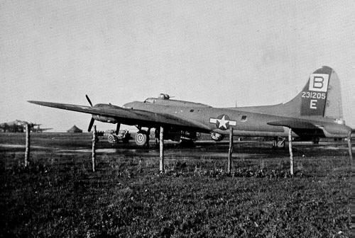 B-17 #42-31205