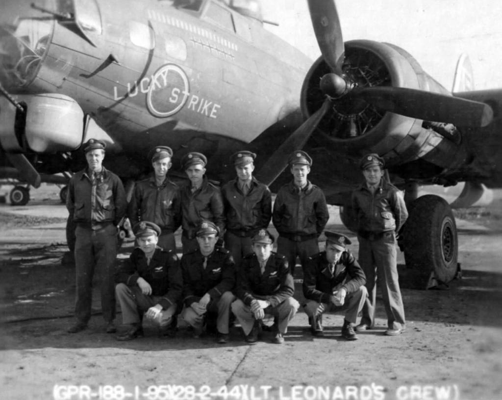 B-17 #42-31258 / Lucky Strike