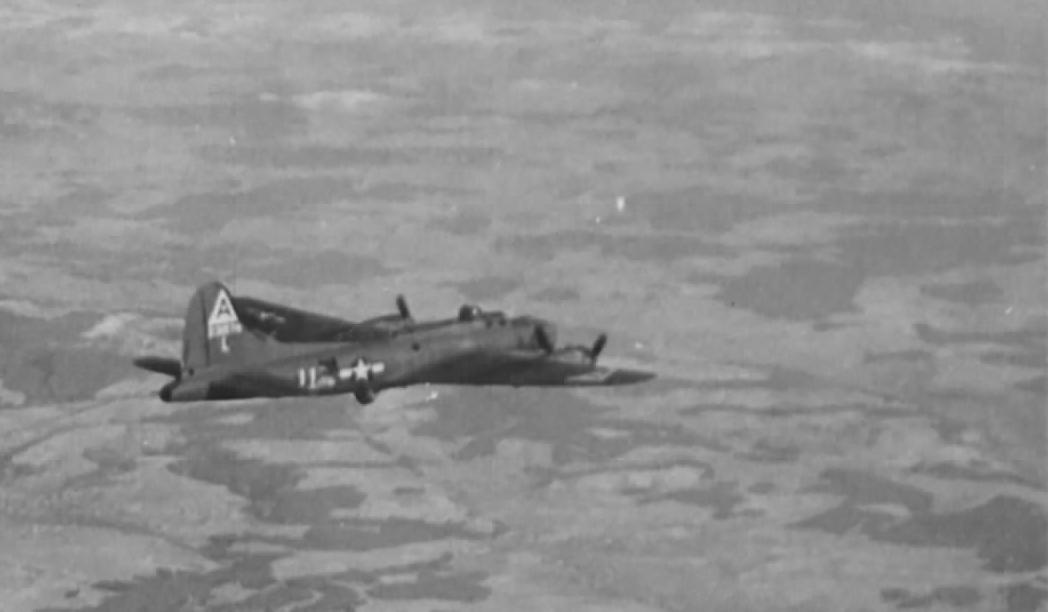 B-17 #42-31578 / My Darling Also
