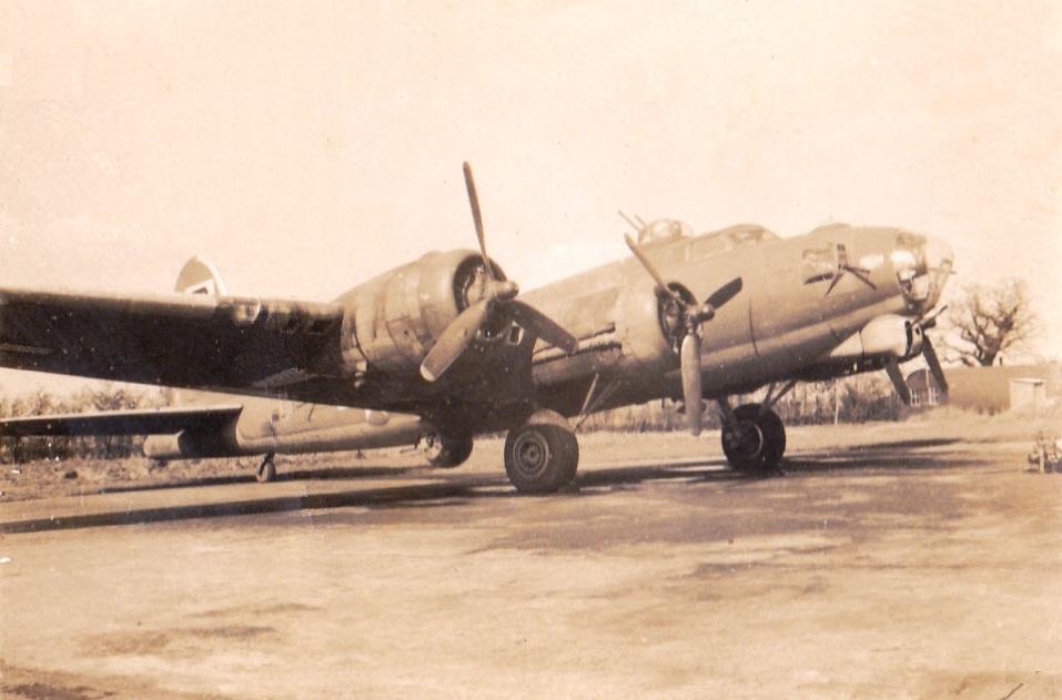 B-17 #42-31589 / Patty Ann