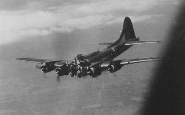 B-17 #42-32109 / Mizpah