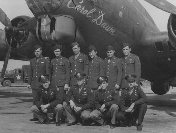 B-17 #42-37805 / Carol Dawn