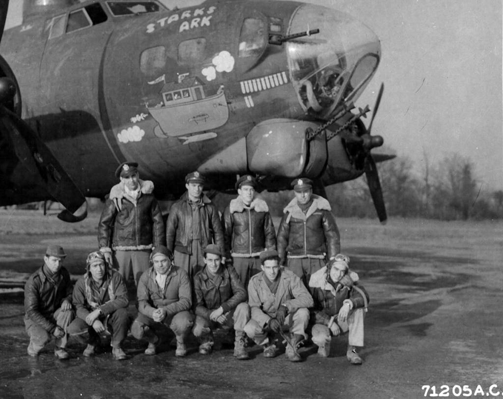 B-17 #42-37806 / Stark's Ark