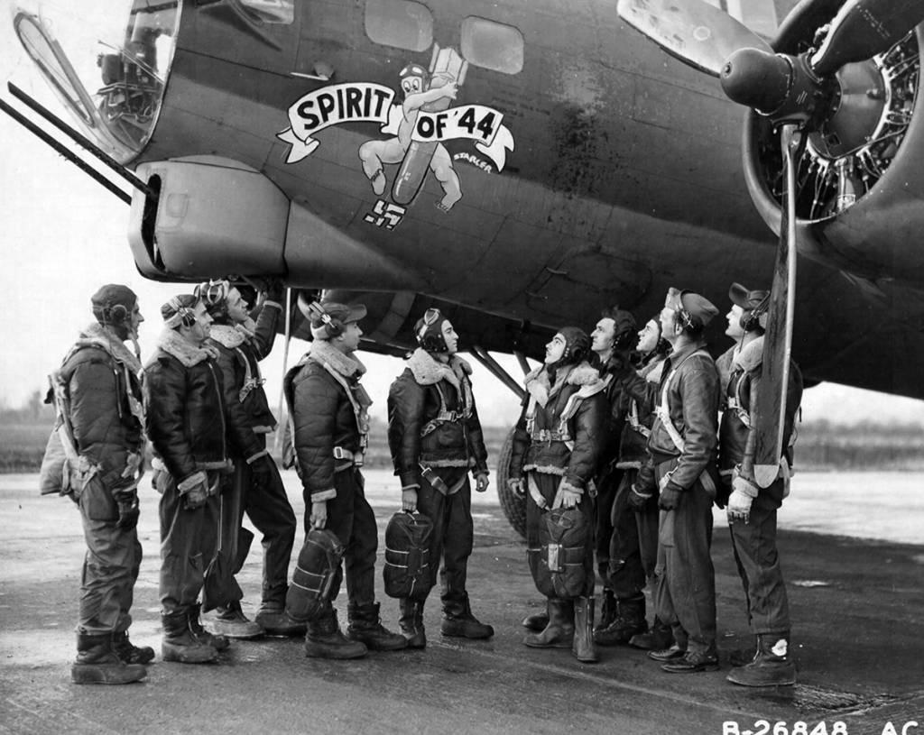 B-17 #42-37940 / Spirit of '44