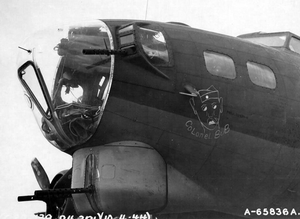 B-17 #42-38159 / Colonel Bub