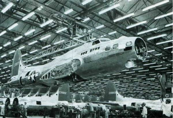 B-17 #42-39871