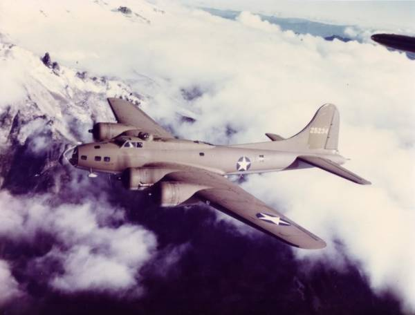 B-17 #42-5234
