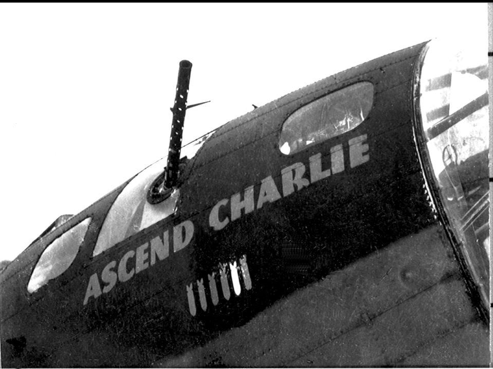 B-17 #42-5903 / Ascend Charlie