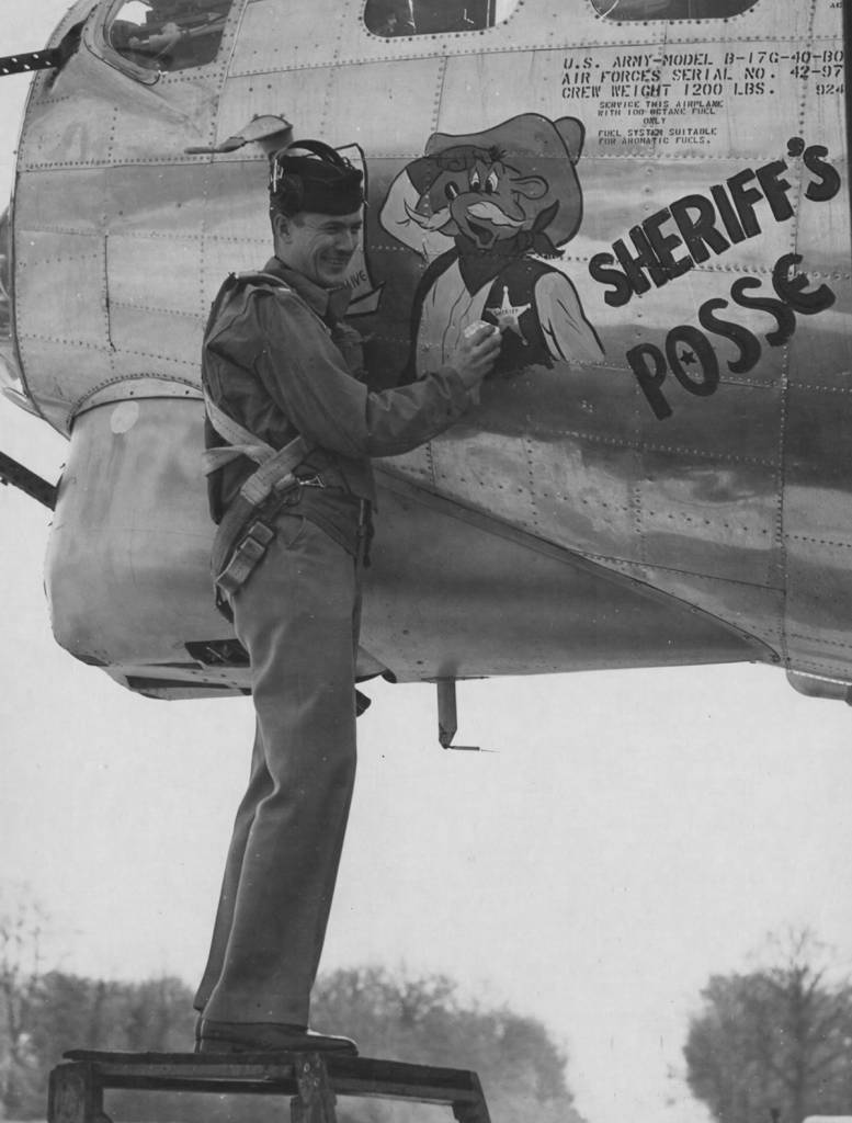 B-17 #42-97151 / Sheriff's Posse