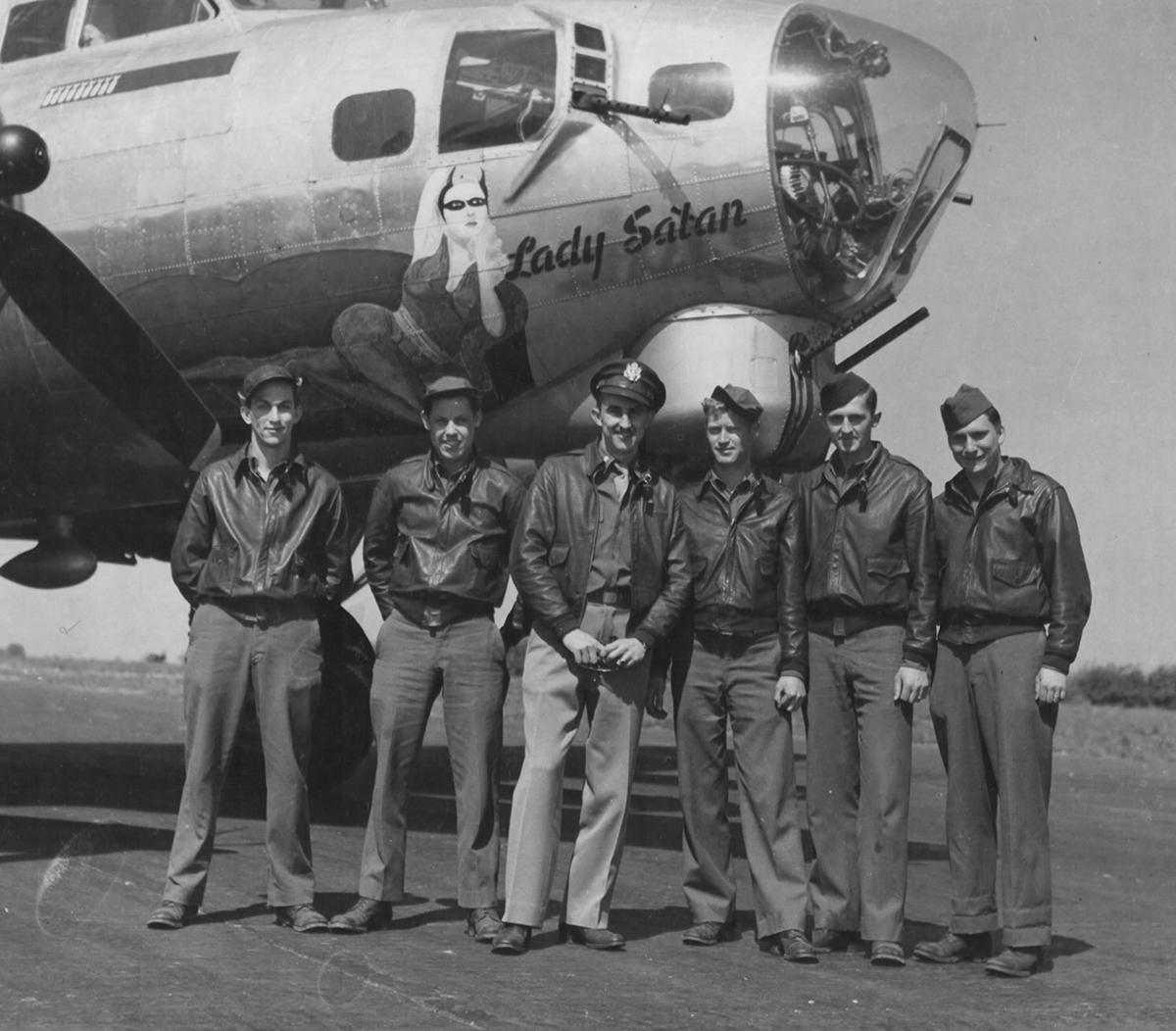 B-17 #42-97175 / Lady Satan