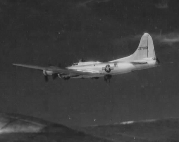B-17 #42-97200